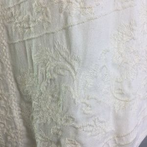 Lucky Brand Tops - Lucky Brand Embroidered Top